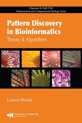 Pattern Discovery in Bioinformatics