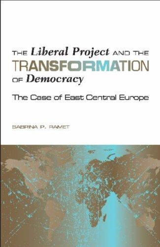 Download The Liberal Project and the Transformation of Democracy