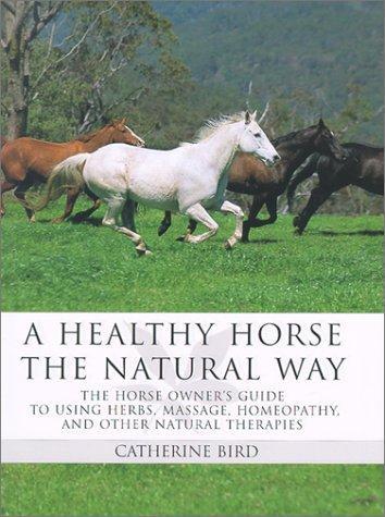 A Healthy Horse the Natural Way