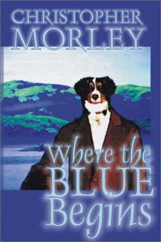 Where the Blue Begins (Alan Rodgers Books)
