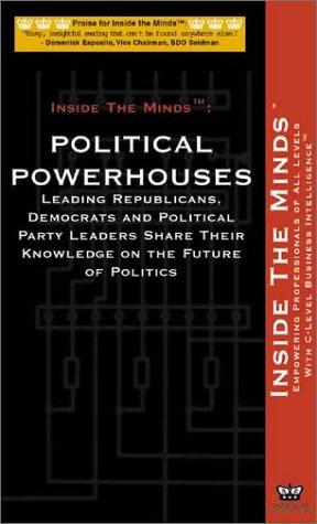 Image for Political Powerhouses: Beltway Insiders on the Way Washington Works
