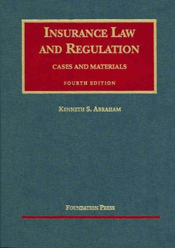 Download Insurance law and regulation