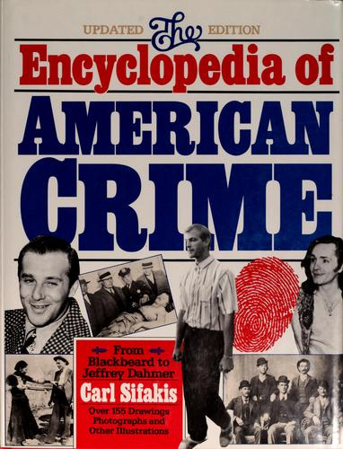 Download The encyclopedia of American crime