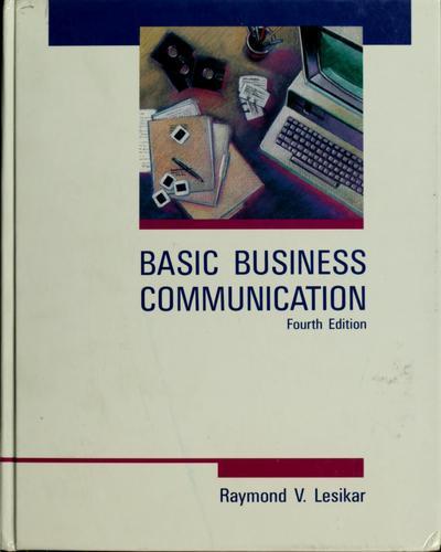 Download Basic business communication
