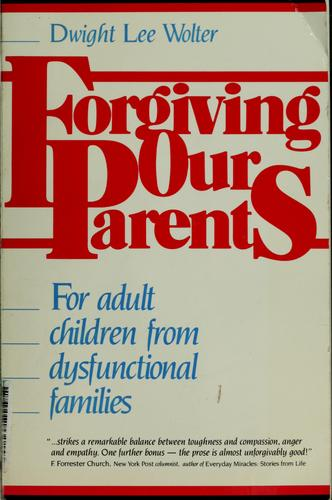 Download Forgiving our parents