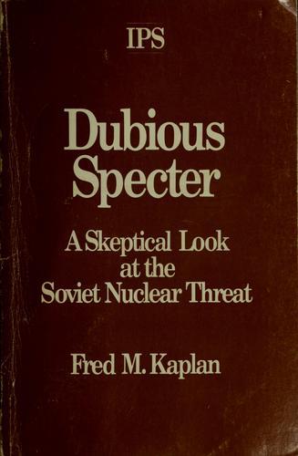 Download Dubious specter