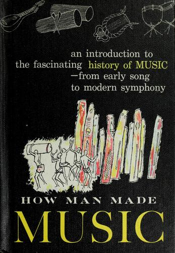 Download How man made music