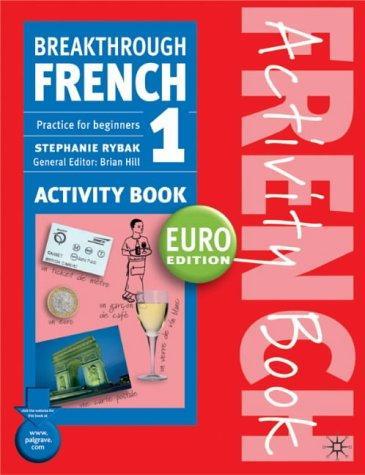 Breakthrough French 1 (Breakthrough)