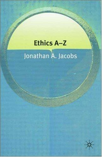 Download Ethics A-Z (Philosophy A-Z)