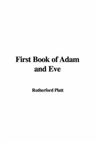 Download First Book of Adam and Eve