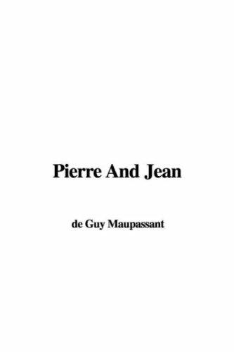 Download Pierre and Jean