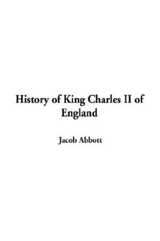 Download History of King Charles II of England