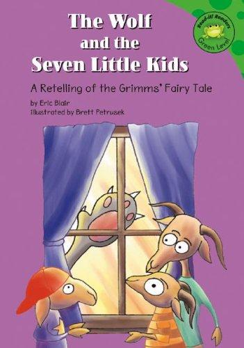 Download The wolf and the seven little kids