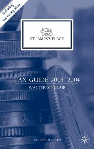 St.James's Place Tax Guide