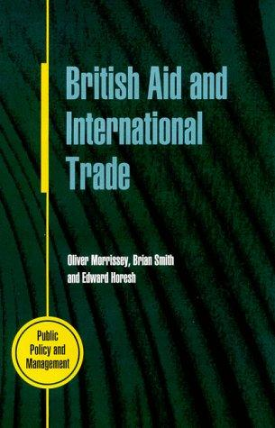 British aid and international trade