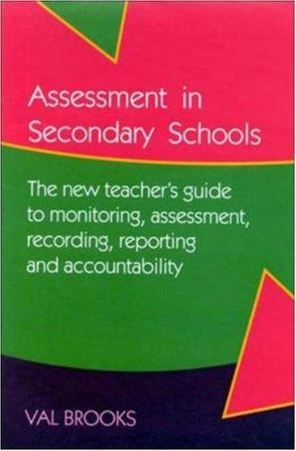 Download Assessment in Secondary Schools