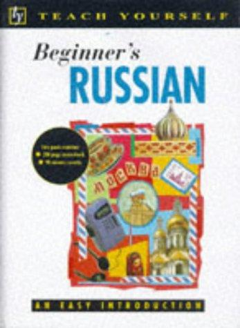 Download Beginner's Russian (Teach Yourself: Beginner's)