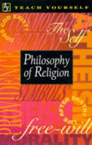 Philosophy of Religion by M.R. Thompson