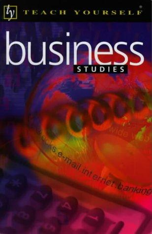 Download Business Studies (Teach Yourself)