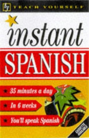 Download Instant Spanish (Teach Yourself: Instant)