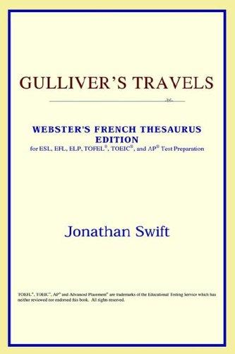 Gulliver's Travels (Webster's French Thesaurus Edition)