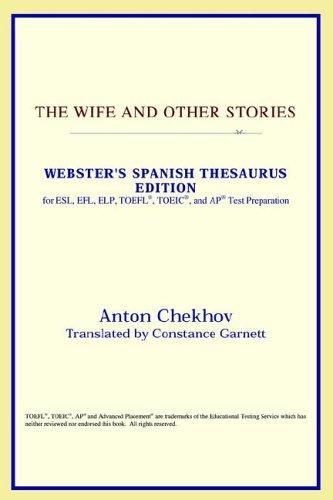 The Wife and Other Stories (Webster's Spanish Thesaurus Edition)