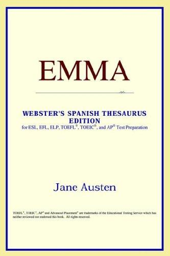 Emma (Webster's Spanish Thesaurus Edition)