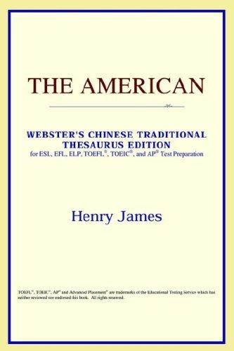 The American (Webster's Chinese-Traditional Thesaurus Edition)