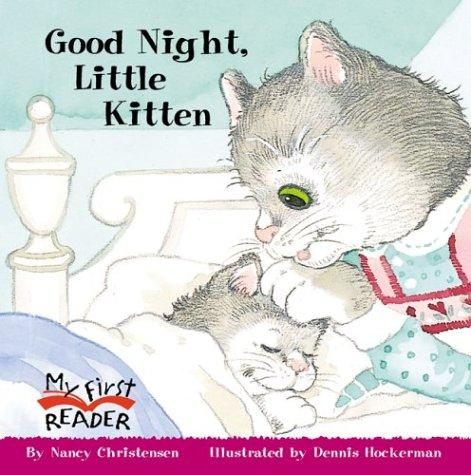 Good night, little kitten