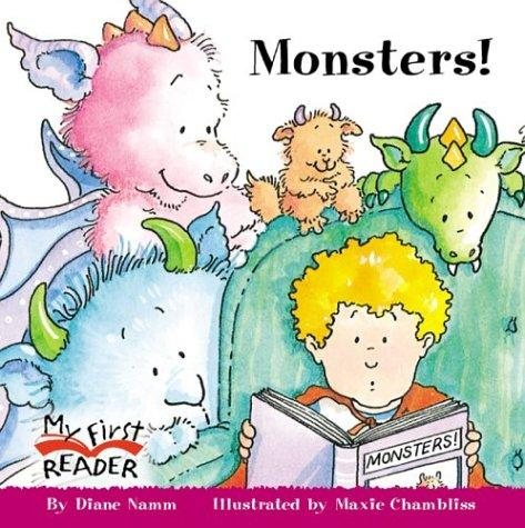 Download Monsters (My First Reader)