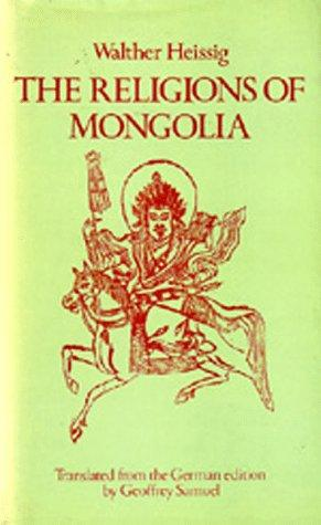Download The religions of Mongolia