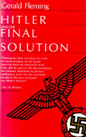 Download Hitler and the Final Solution