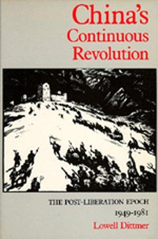 Download China's Continuous Revolution