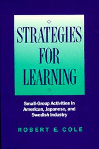 Download Strategies for Learning