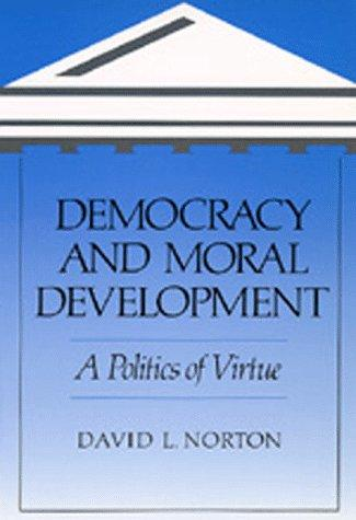 Download Democracy and Moral Development