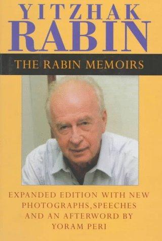 The Rabin memoirs