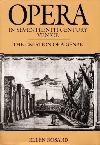 Download Opera in Seventeenth-Century Venice