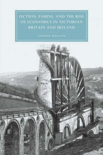 Fiction, Famine, and the Rise of Economics in Victorian Britain and Ireland (Cambridge Studies in Nineteenth-Century Literature and Culture) Gordon Bigelow