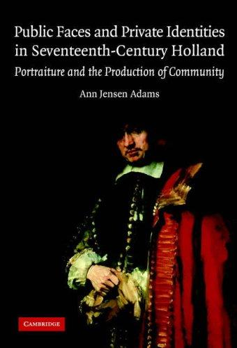 Download Public faces and private identities in seventeenth century Holland