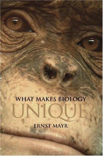 Download What Makes Biology Unique?