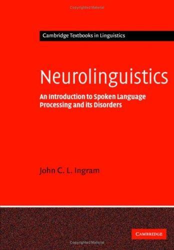 Download Neurolinguistics