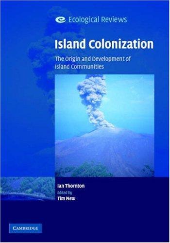 Download Island Colonization