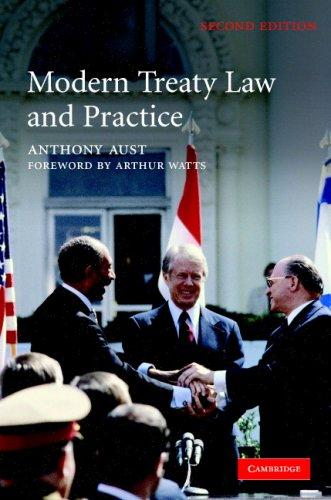 Download Modern Treaty Law and Practice
