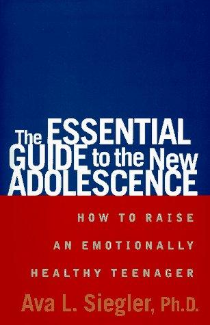 Download The essential guide to the new adolescence