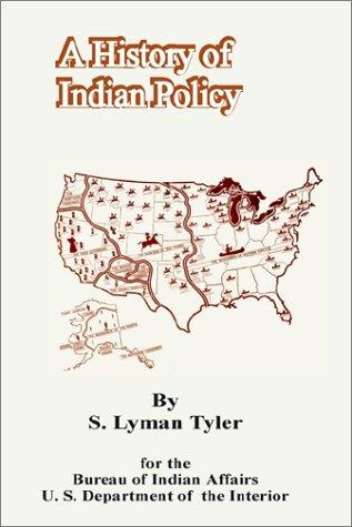 A History of Indian Policy