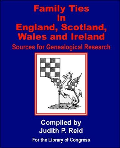 Download Family Ties in England, Scotland, Wales, & Ireland