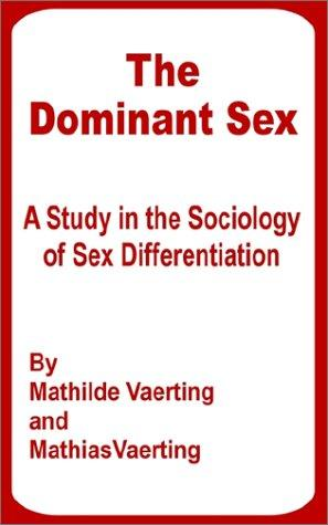 Download The Dominant Sex