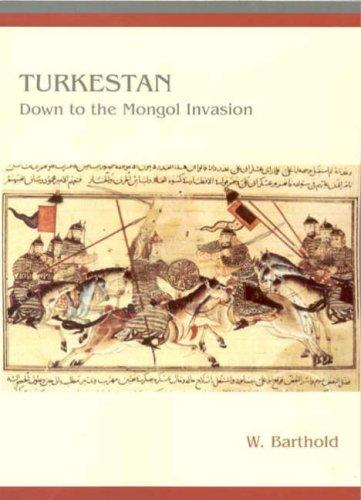 Download Turkestan Down to the Mongol Invasion