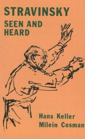 Download Stravinsky seen and heard