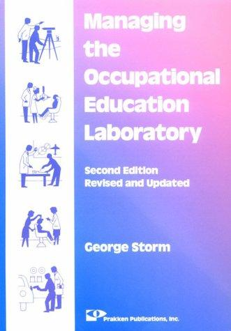 Managing the occupational education laboratory